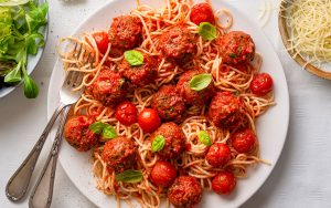 Meatless Farm Meatballs