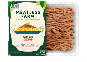 Plant-Based Ground from Meatless Farm