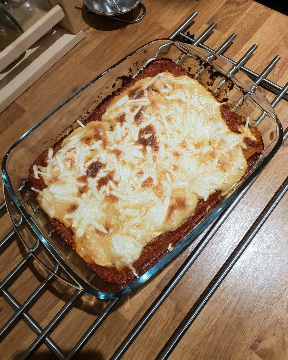Meat free vegan cannelloni