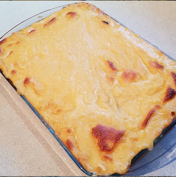 Easy vegan lasagne with mince from Meatless Farm