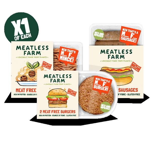 Meatless Farm Mini Bundle