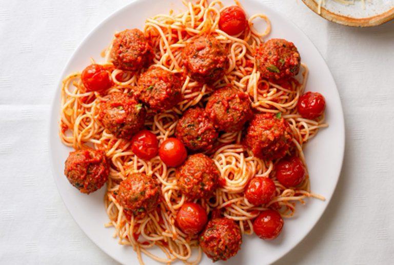 Meatless Farm meatballs Foodservice