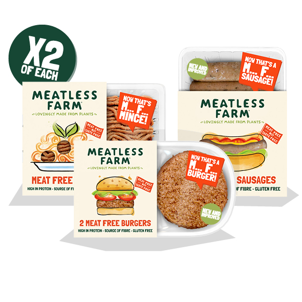 Meatless Farm Mega Bundle from The Farm Shop