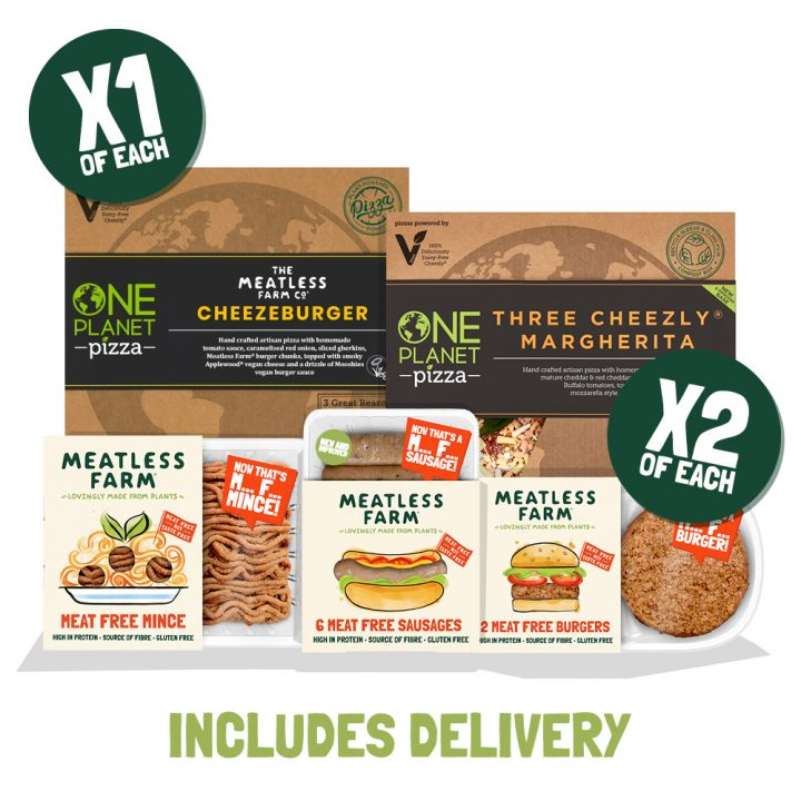 Meatless Farm Shop Mega Combo Bundle