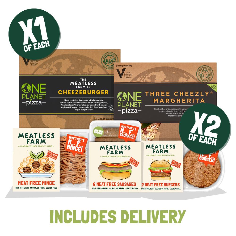 Meatless Farm Shop Mega Combo Bundle