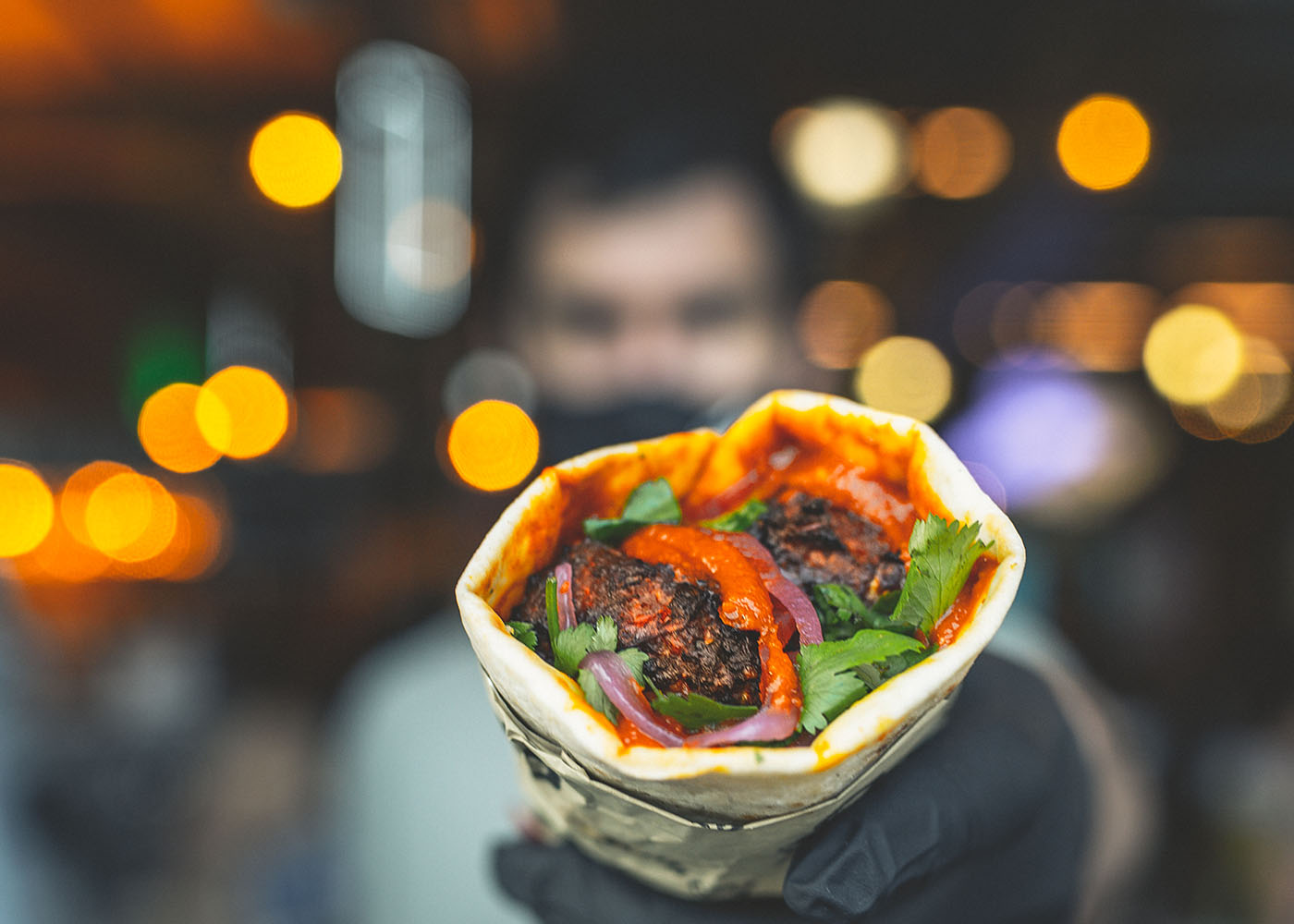 Meatless Farm Rola Wala Curry for World Vegan Month