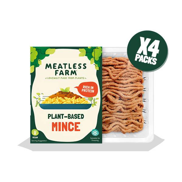 Meatless Mince Bundle - Meatless Farm Shop