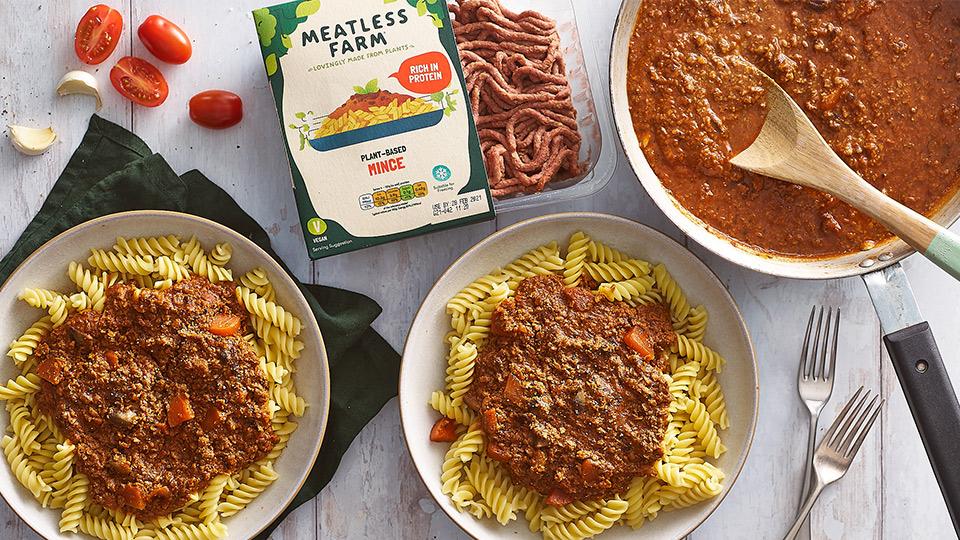 Meatless Farm Bolognese
