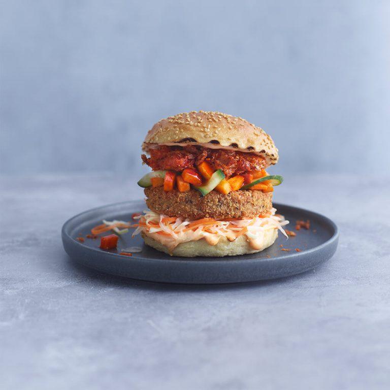 Korean Chicken Burger (1) 1024X1024 (1)