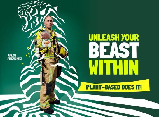 Firefighter Jur – Unleash Your Beast Within